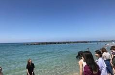 海そしてBBQ🌊🏊